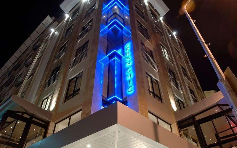Urban Chic Hotel