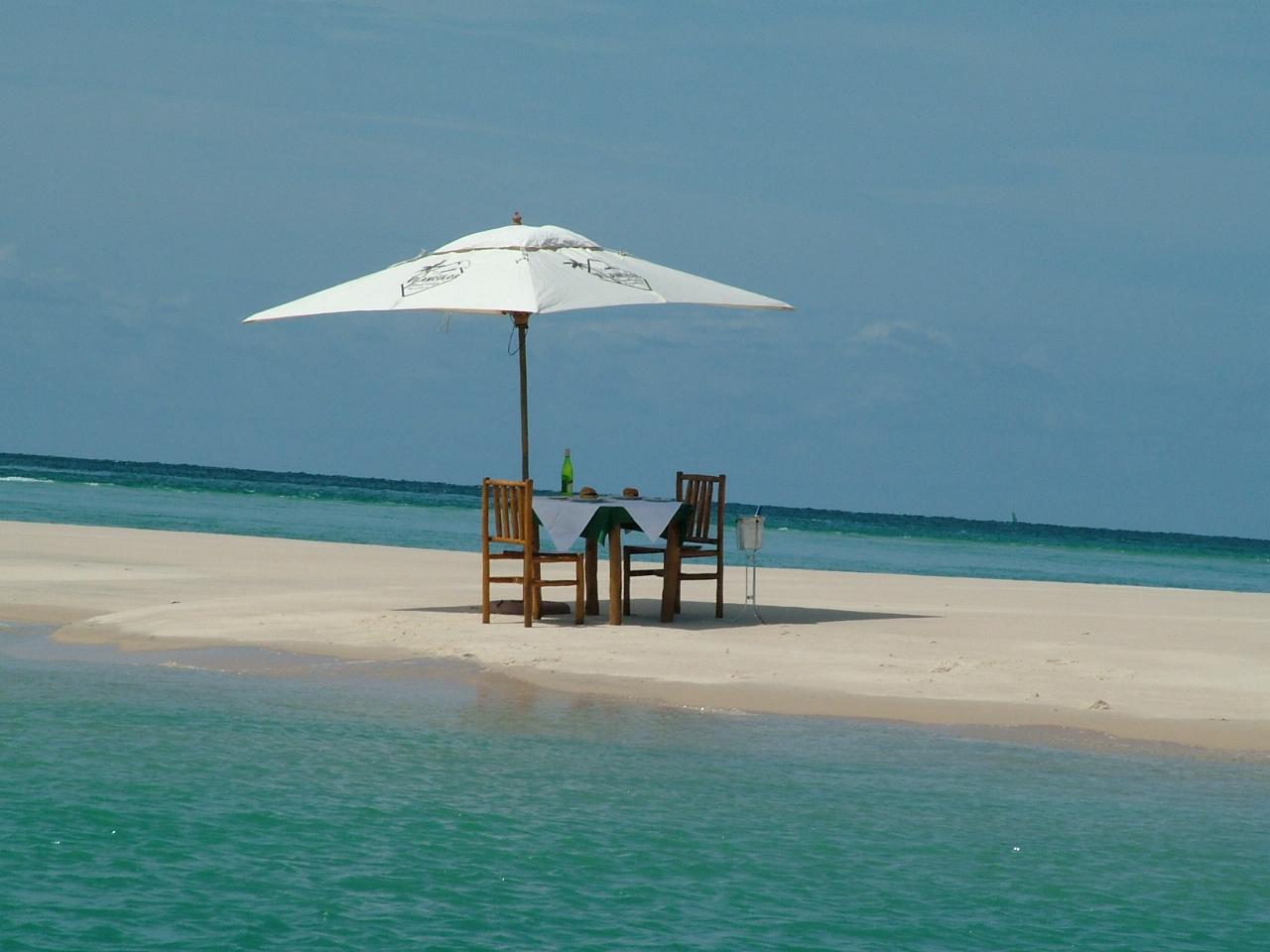 Vilanculos beach lodge