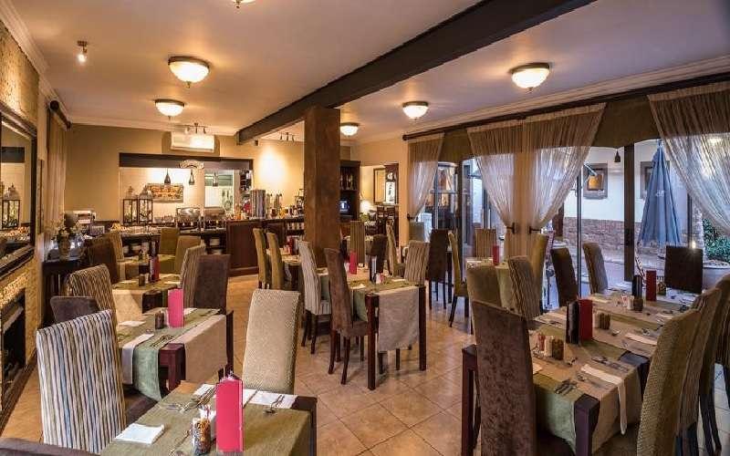 Villa Bali Boutique Hotel Bloemfontein South Africa