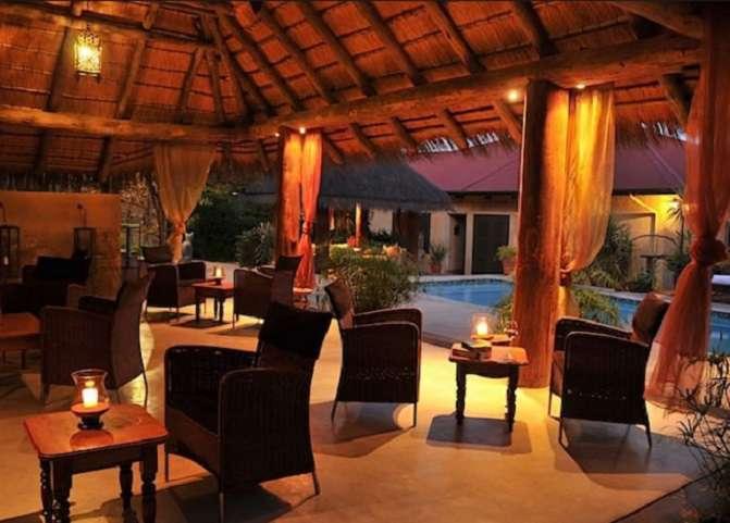 Villa Verdi Boutique Guest House  Windhoek  Namibia