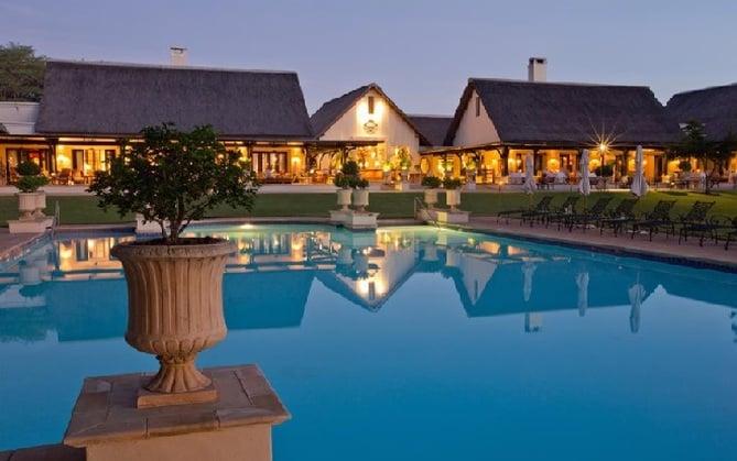Victoria Falls Hotel Contact Details